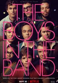 Chłopcy z paczki (2020) plakat