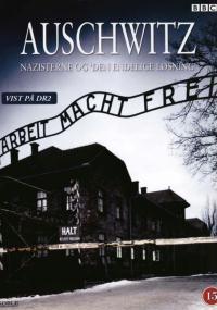 """Auschwitz. Naziści i """"ostateczne rozwiązanie"""" (2005) plakat"""