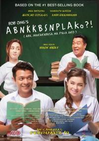 ABNKKBSNPLAko?! The Movie (2014) plakat