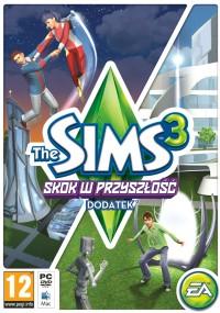 The Sims 3: Skok w przyszłość (2013) plakat