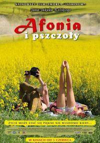 Afonia i pszczoły (2009) plakat