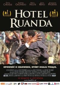 Hotel Ruanda (2004) plakat