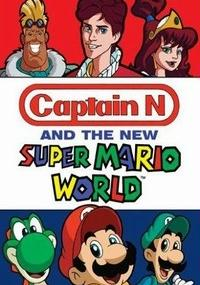 Captain N and the New Super Mario World (1991) plakat