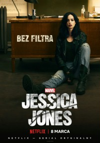 Jessica Jones (2015) plakat