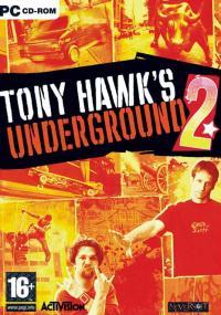 Tony Hawk's Underground 2 (2004) plakat