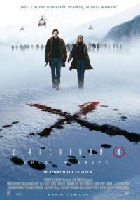 Z archiwum X: Chcę wierzyć (2008) plakat