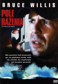 Pole rażenia (1993) plakat