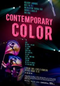 Contemporary Color (2016) plakat