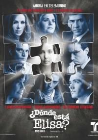 Gdzie jest Elisa? (2010) plakat
