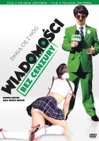 Wiadomości bez cenzury (2008) plakat