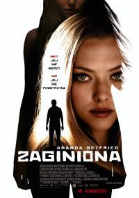 Zaginiona (2012) plakat