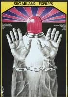 plakat - Sugarland Express (1974)