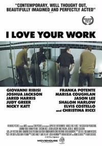 Uwielbiam twoją pracę (2003) plakat