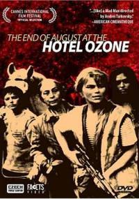 Konec srpna v hotelu Ozón