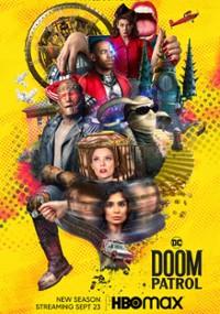 Doom Patrol (2019) plakat