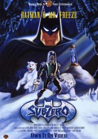 Batman i Mr. Freeze: SubZero (1998) plakat