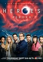 plakat - Heroes: Odrodzenie (2015)