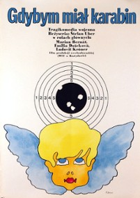 Gdybym miał karabin (1971) plakat