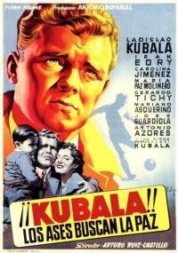 Los Ases buscan la paz (1955) plakat