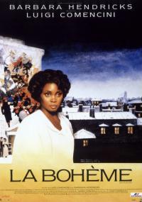 Cyganeria (1988) plakat