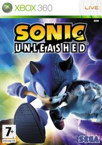 Sonic: Unleashed (2008) plakat