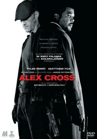 Alex Cross (2012) plakat