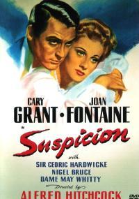 Podejrzenie (1941) plakat