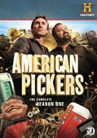 Amerykańscy zbieracze (2010) plakat