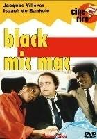 Białe i czarne (1986) plakat