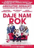 plakat - Daję nam rok (2013)
