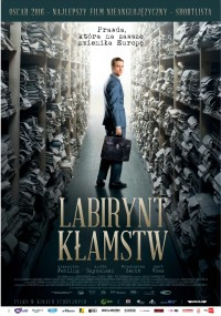Labirynt kłamstw (2014) plakat
