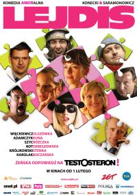Lejdis (2008) plakat