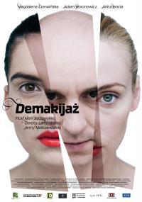Demakijaż (2009) plakat
