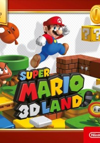 Super Mario 3D Land (2011) plakat