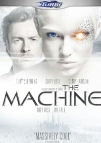 Maszyna (2013) plakat