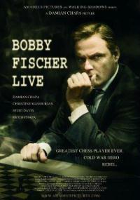 Bobby Fischer Live (2009) plakat