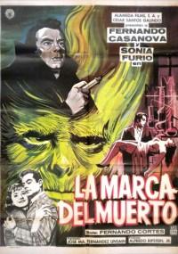La marca del muerto (1961) plakat