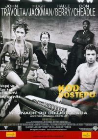 Kod dostępu (2001) plakat
