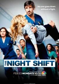 Nocna zmiana (2014) plakat
