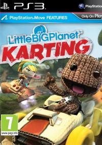 LittleBigPlanet Karting (2012) plakat