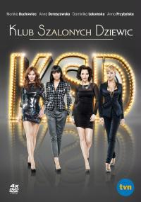 Klub szalonych dziewic (2010) plakat
