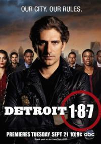 Detroit 1-8-7 (2010) plakat