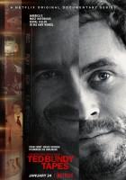 plakat - Rozmowy z mordercą: Taśmy Teda Bundy'ego (2019)