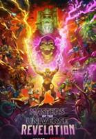 plakat - Władcy wszechświata: Objawienie (2021)