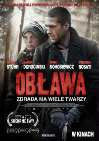Obława (2012) plakat
