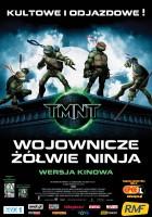 plakat - Wojownicze żółwie ninja (2007)
