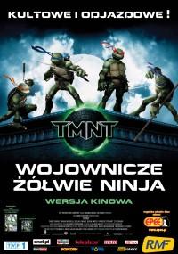Wojownicze żółwie ninja (2007) plakat