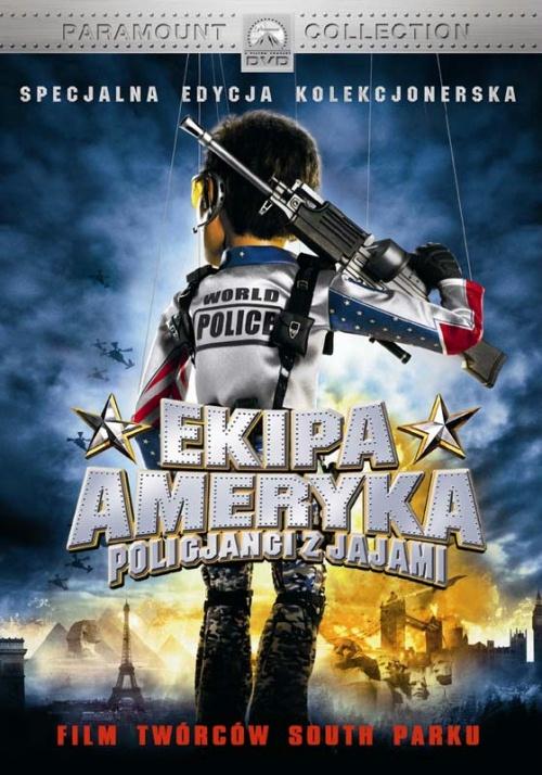 Ekipa Ameryka: Policjanci z jajami