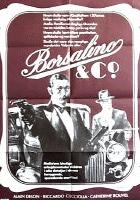 Borsalino i spółka (1974) plakat