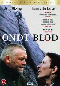 Ondt blod (1996) plakat